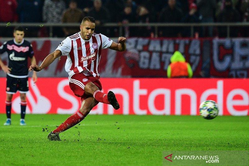 Olympiakos kalahkan Red Star dengan skor 1-0