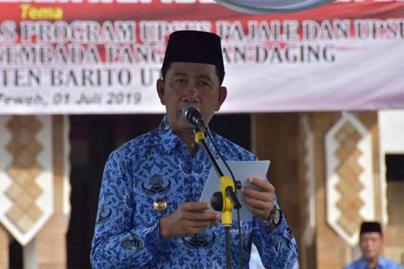Barito Utara raih peringkat pertama dalam prestasi kinerja pemerintahan