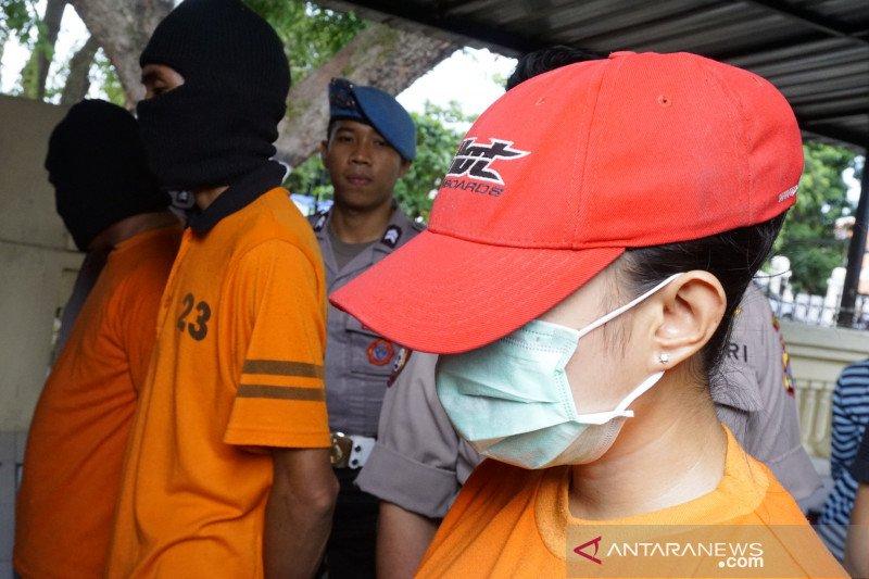 Polresta Mataram mengungkap penyelundupan sabu-sabu jaringan internasional
