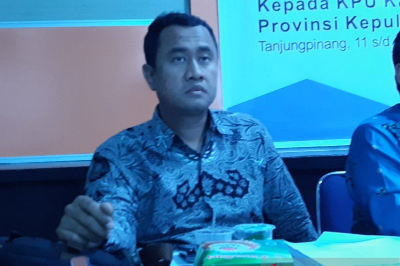 KPU Kepri ajukan anggaran Pilkada Rp99 miliar