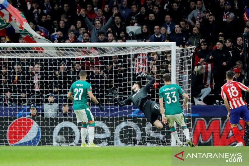 Dampingi Juventus, Atletico Madrid rebut tiket 16 besar Liga Champions
