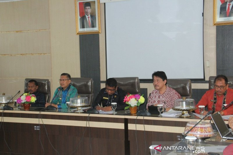 KPK-DPRD Kendari gelar rakor bahas optimalisasi penerimaan pajak daerah