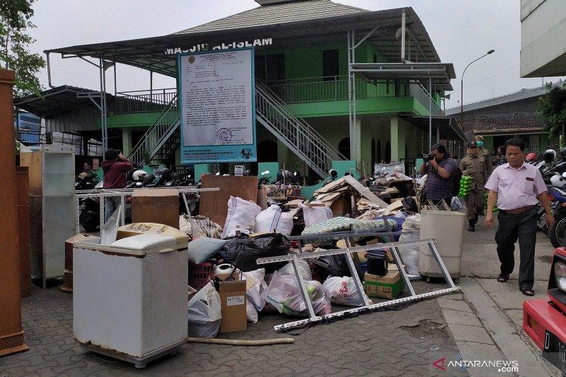 Warga dampak penertiban Tamansari Bandung diarahkan ke Rancacili