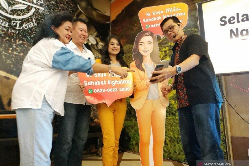 Bank Mega Makassar  luncurkan layanan digital Mila
