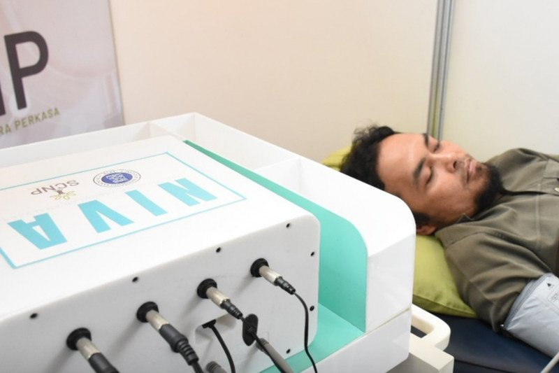 """""""NIVA"""" alat pendeteksi dini penyakit jantung diluncurkan di ITB"""