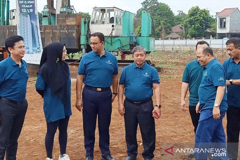 Nuansa Cilangkap menyediakan 800 unit hunian DP0 Rupiah