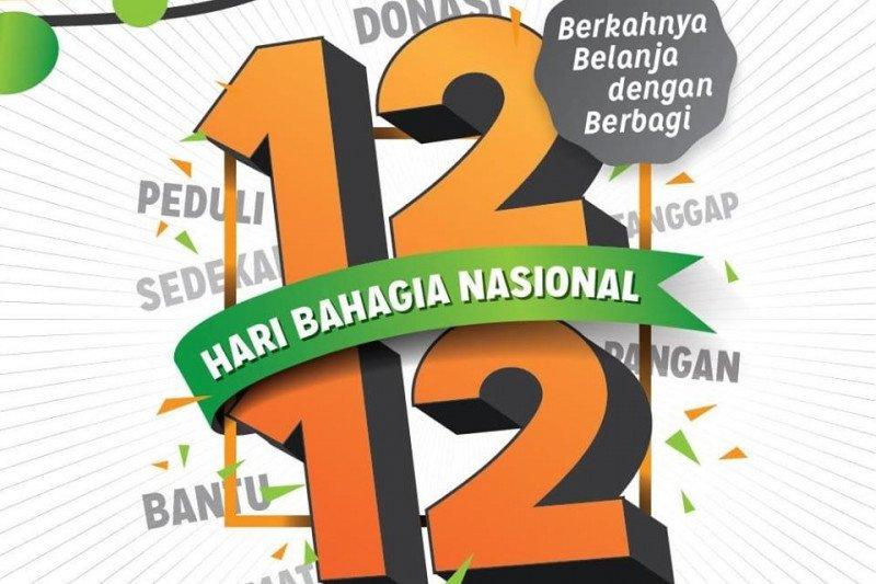 ACT  selenggarakan program Hari Bahagia Nasional 12.12