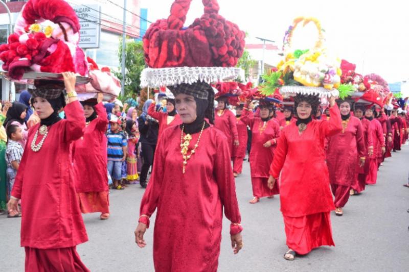 Rang Solok Baralek Gadang 2019 tawarkan tradisi daerah dan festival kuliner tradisional