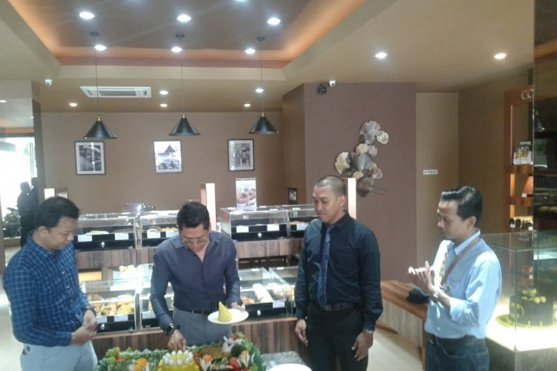 The Harvest buka outlet ke-54 di Banjarmasin