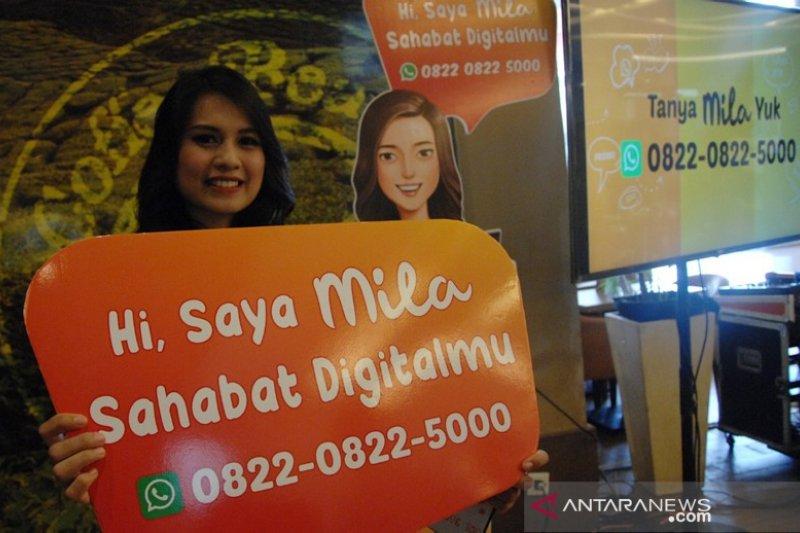 Layanan digital MILA dari Bank Mega