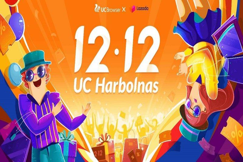 UC Browser-Lazada hadirkan harga fantastis pada Harbolnas