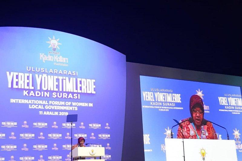 Risma paparkan keberhasilannya menutup eks lokalisasi dolly Surabaya