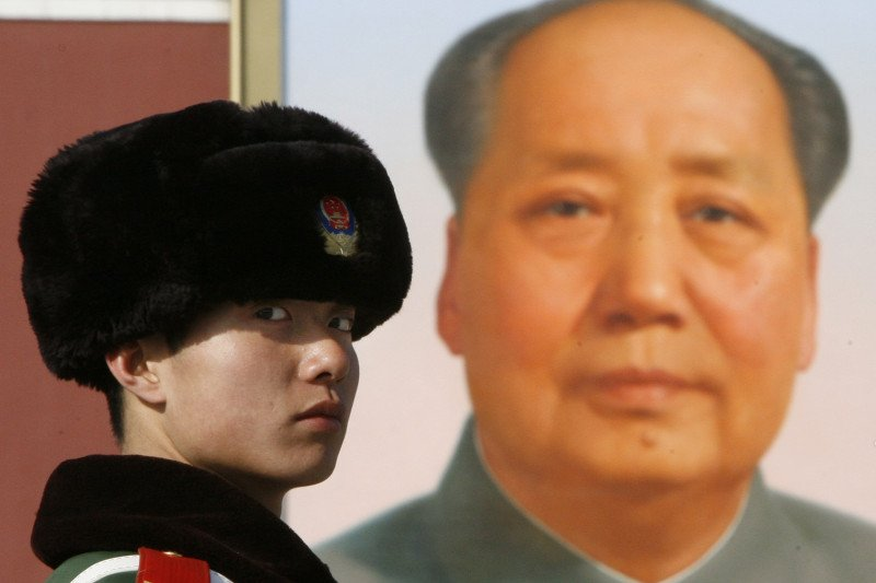 Klub basket China didenda gara-gara parodikan Mao Zedong
