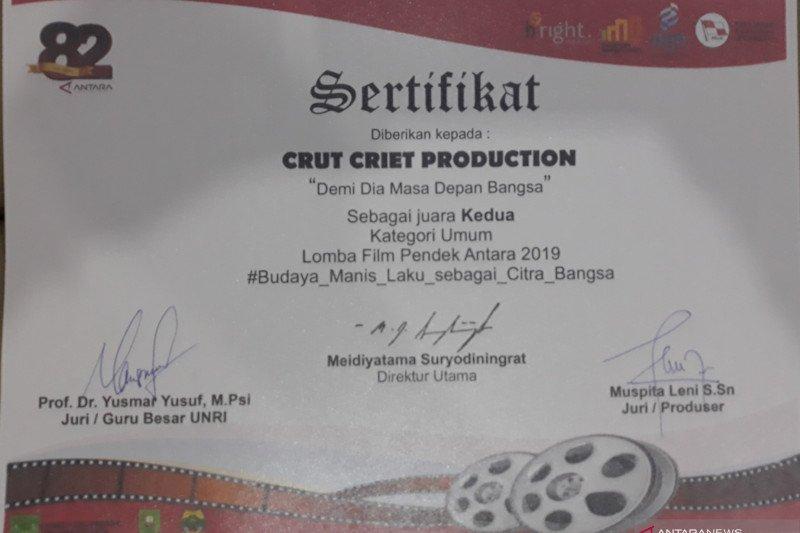 LKBN Antara umumkan pemenang lomba film