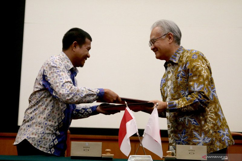 Japan grants Rp3.37 billion for Indonesian schools, clinics