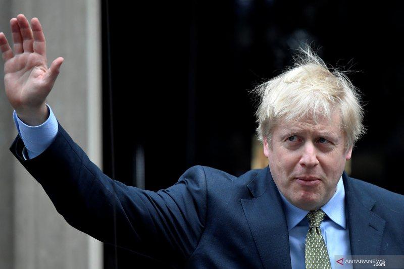 Indonesia congratulates British PM Boris Johnson
