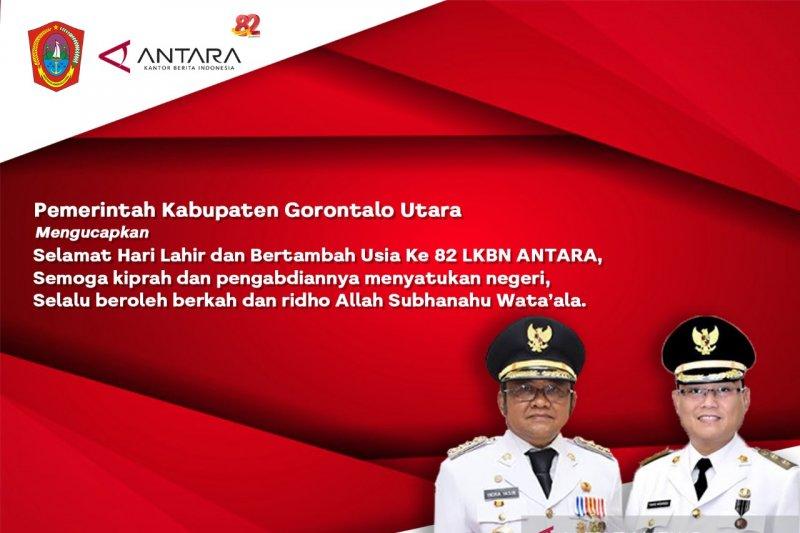 Wabup Gorontalo Utara nilai spirit ANTARA menyatukan negeri