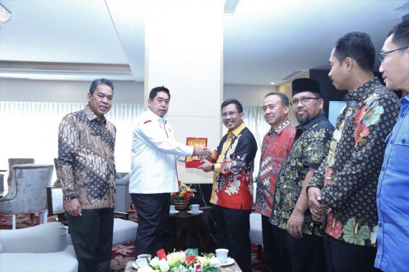 Pemprov Kepri studi banding di Sulawesi Selatan