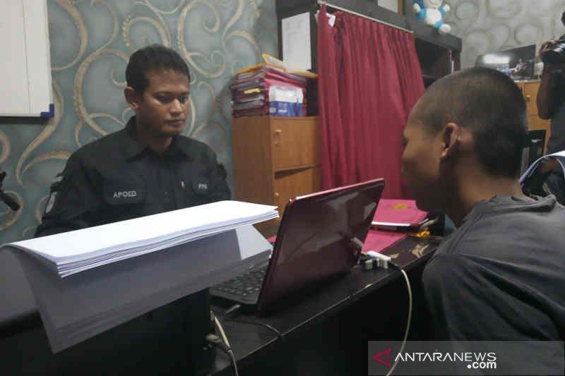 Polisi Cirebon ciduk