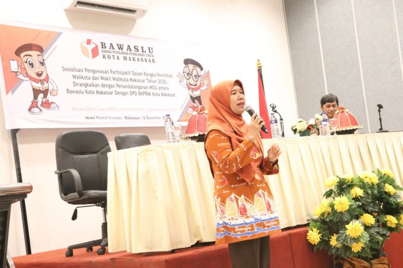 Pilkada Kota Makassar, Bawaslu akan pantau medsos ASN