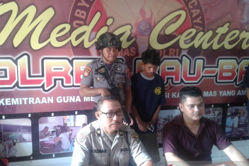 Polisi Baubau amankan tersangka penganiayaan anak di bawah umur