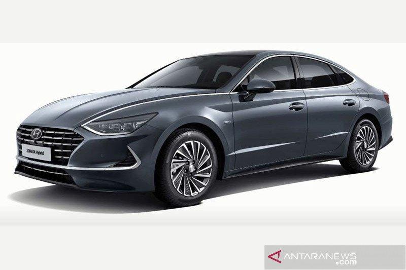 Hyundai akan kirim ribuan Sonata hybrid ke Dubai