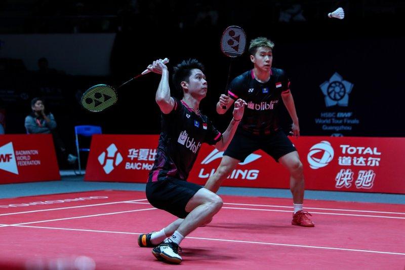 Empat wakil Indonesia jalani laga penentuan di BWF Finals