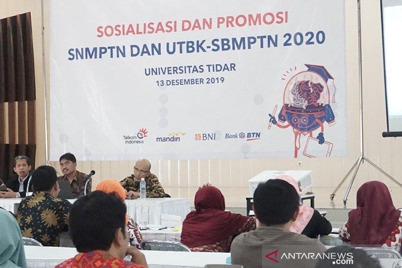Universitas Tidar sosialisasi SNMPTN kepada guru BK