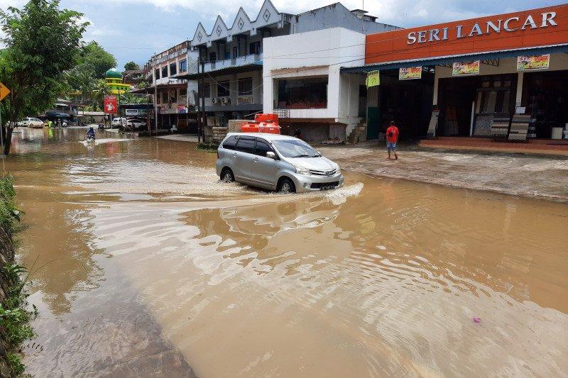 Puncak curah hujan di Pulau Bintan diprediksi Desember-Januari 2020