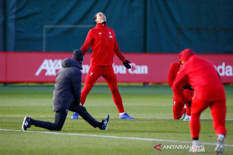 Jadwal Liga Inggris: Liverpool menjamu Watford, City tandang ke Arsenal