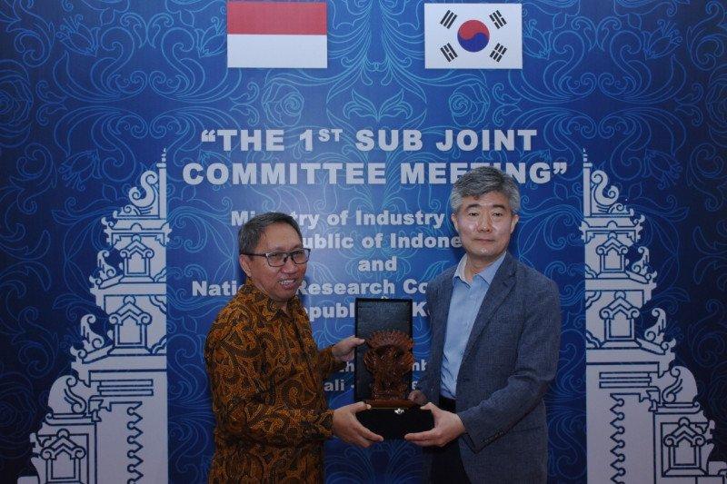 Korsel gelontorkan 50 juta dolar dukung Indonesia wujudkan industri 4.0