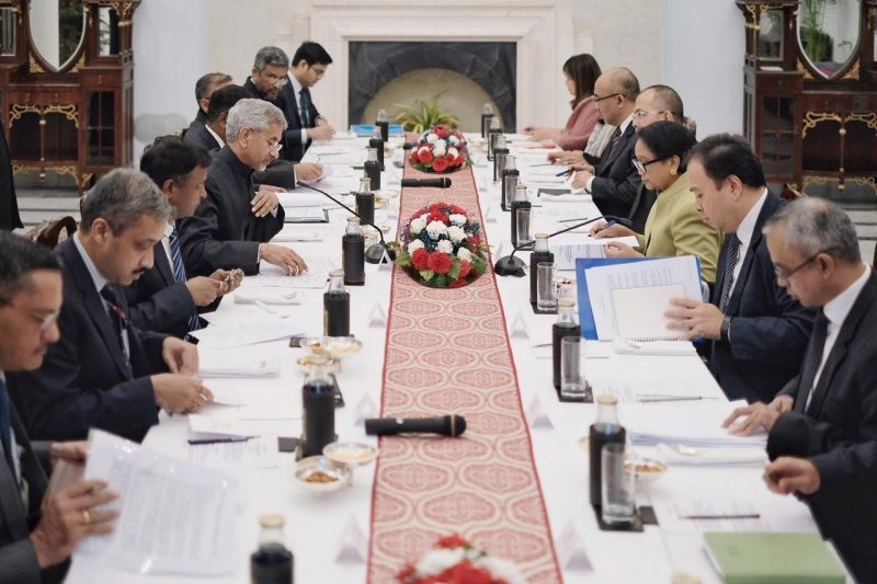 RI-India sepakat meningkatkan perdagangan sebesar 50 miliar dolar AS