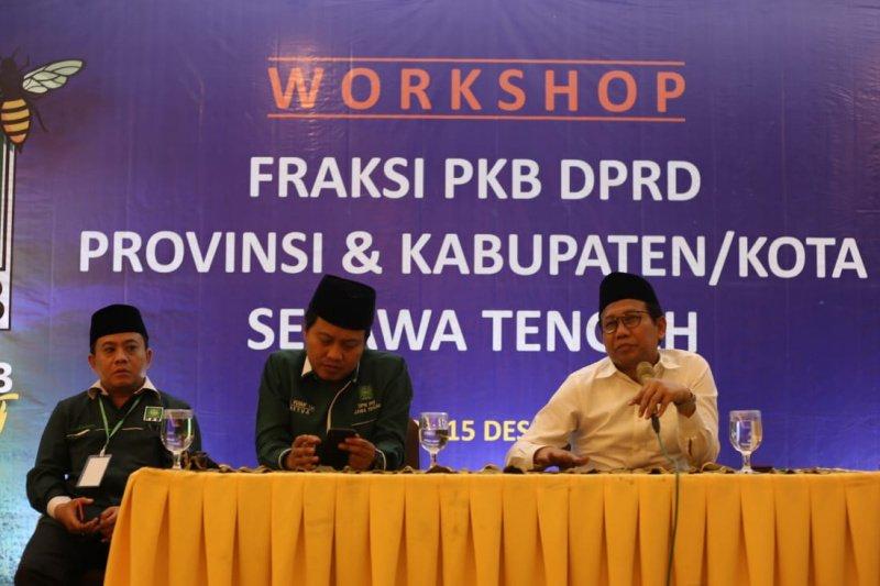 Kader PKB diwajibkan terus  berkhidmat pada NU