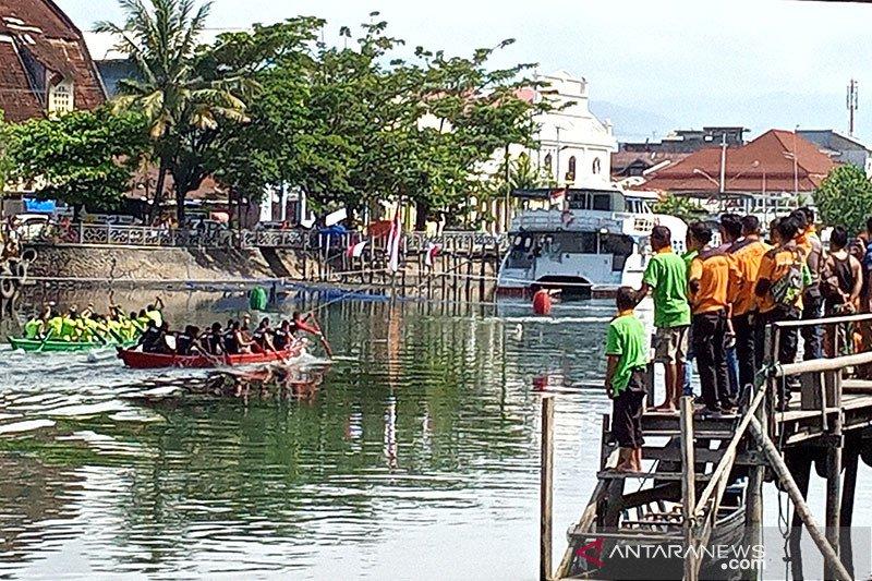 Festival Selaju Sampan Badunsanak 2019 disambut antuasias warga