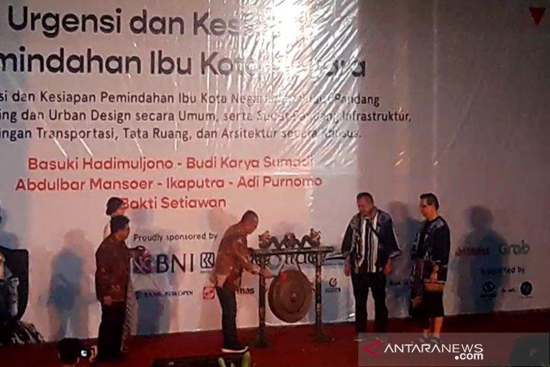 Budi Karya minta alumni arsitektur UGM terus dukung kemajuan Indonesia