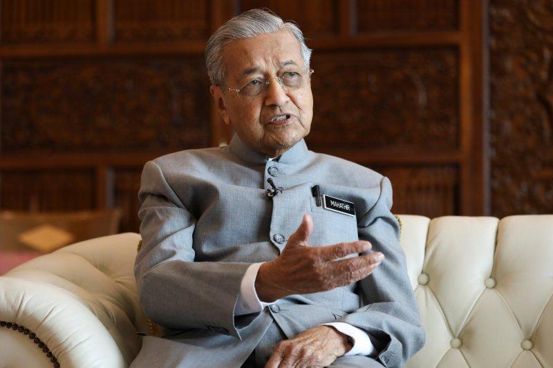 Mahathir: Sanksi AS terhadap Iran langgar hukum internasional