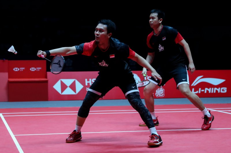 Dua wakil Indonesia siap tampil di final BWF Finals