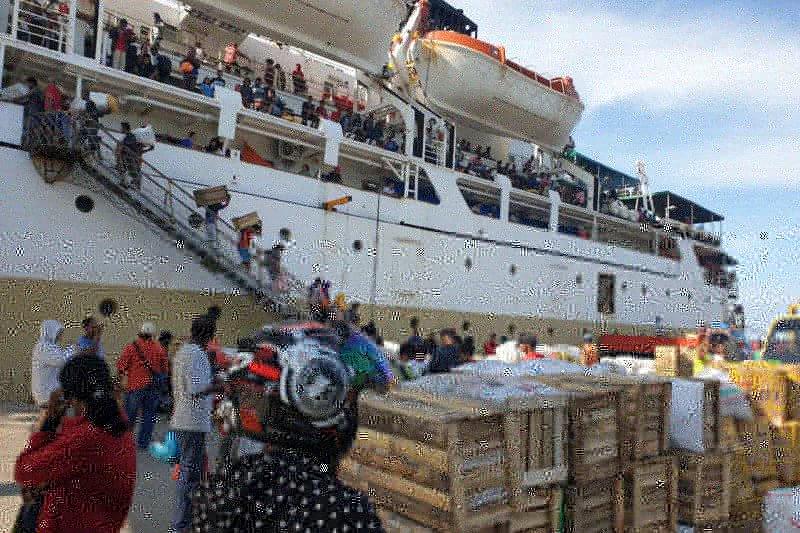 Pelni tambah armada layani rute Batam-Belawan