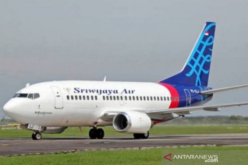 Sempat tertunda, akhirnya Sriwijaya rute Yogyakarta-Makassar terbang