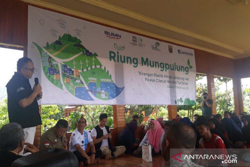 Penetapan Ciletuh-Palabuhanratu sebagai Global Geopark harus diikuti pemberdayaan masyarakat
