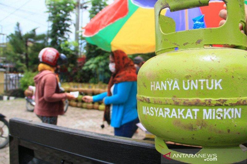 Pertamina tambah  783.040 tabung elpiji untuk Kalimantan hadapi Natal dan tahun baru