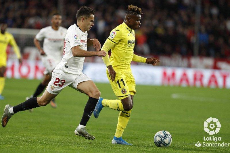 Villarreal permalukan Sevilla 2-1 di kandang sendiri