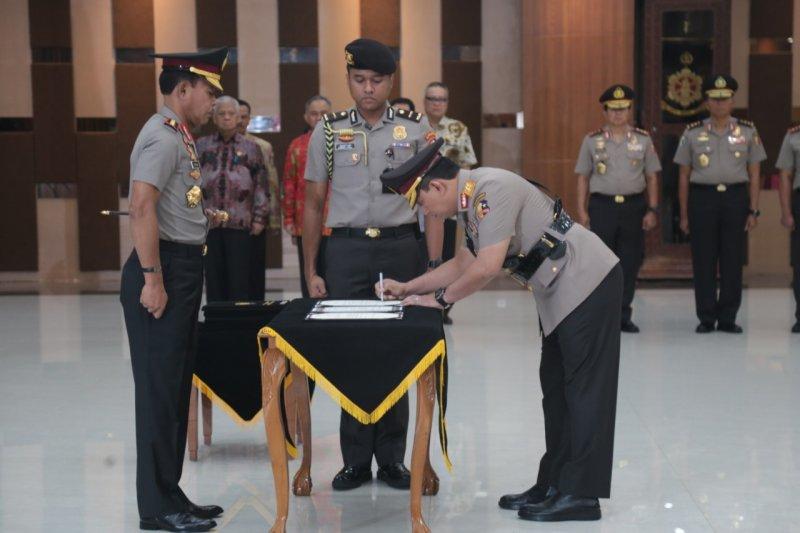 Insp. Gen. Sigit Prabowo installed as Bareskrim chief