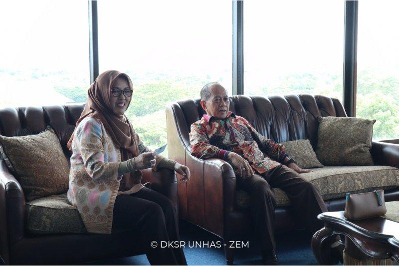 Wakil Ketua MPR kunjungi Unhas bahas GBHN