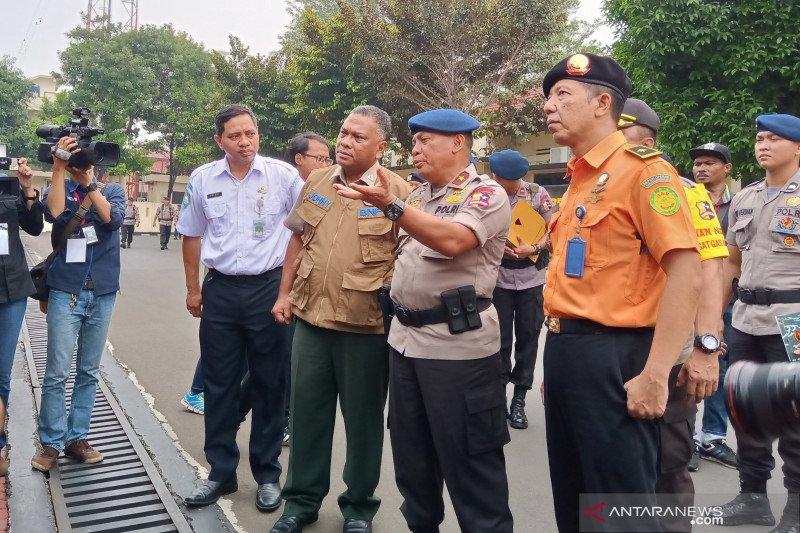 Polri gelar apel Aman Nusa II untuk kesiapsiagaan bencana
