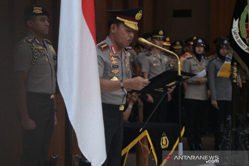 Brigjen Pol. Syafril Nursal, resmi jabat Kapolda Sulteng