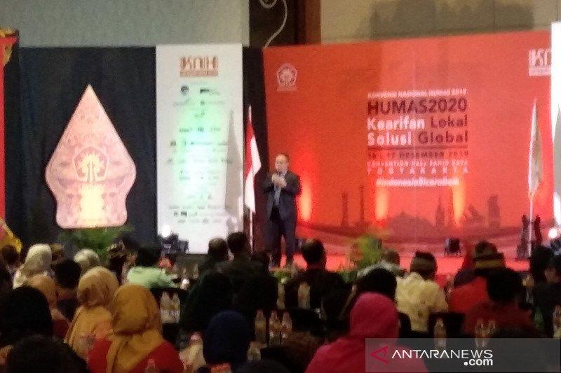 Direktur Danone Indonesia sebut beberapa fenomena dalam sosial media