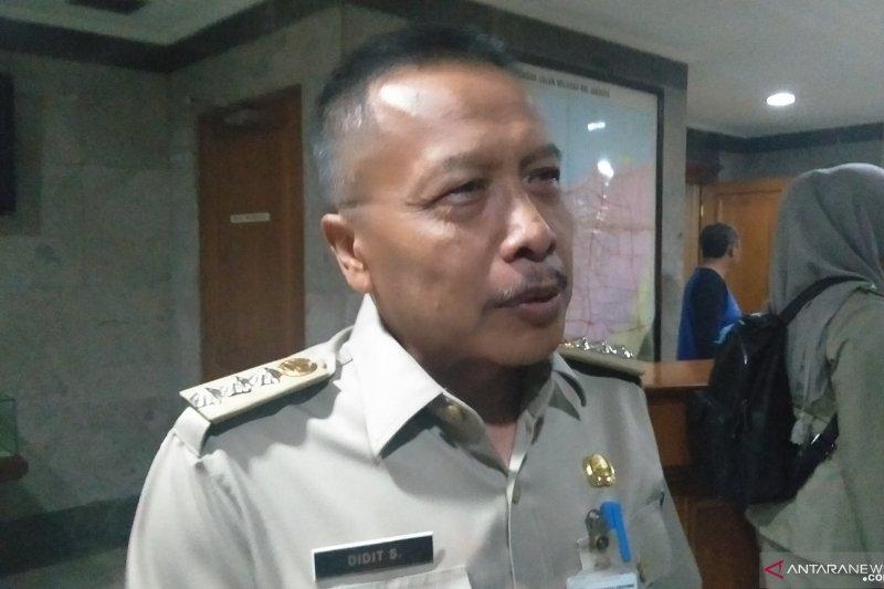Mantan Lurah Jelambar jadi staf di Kecamatan Grogol Petamburan