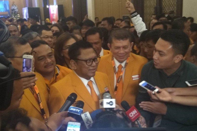 OSO: Presiden Jokowi tidak pernah tinggalkan Hanura
