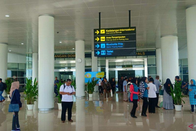 Penerbangan internasional di Syamsudin Noor diharapkan  terealisasi